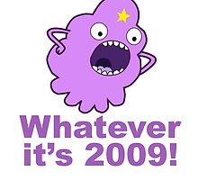 lumpy space princess 2009 by jamden37