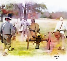 'Battle of Franklin' by GaryCole