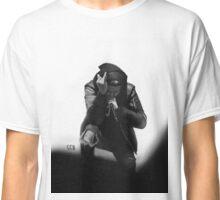 Yoongi Rapping  Classic T-Shirt