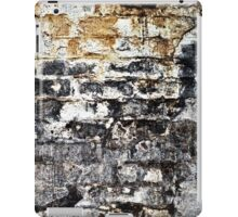 Wall Of Silence 2 iPad Case/Skin