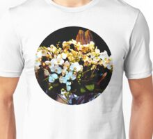 colorful and fragrant, Orchid flowers Unisex T-Shirt