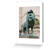 Chicago White Sox baseball team Greeting Card