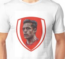 Alexis Sanchez - Arsenal footballer Unisex T-Shirt