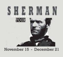 Shermans' Southern Tour by Bukwessul