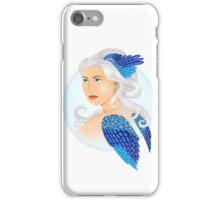 Wings of tenderness iPhone Case/Skin