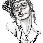 Dia de la Muertos by Sandra Gale