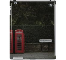 Call from London iPad Case/Skin