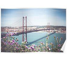 Lisbon Life Poster