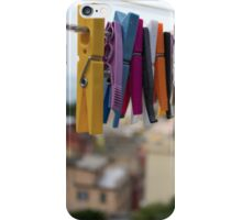 The Colorful Chore iPhone Case/Skin