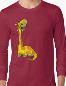 Bronto-raffe Long Sleeve T-Shirt