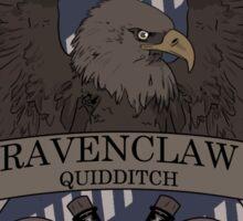 Ravenclaw Quidditch Sticker