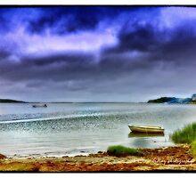 Popponesset  Bay by CapeCodArtisan