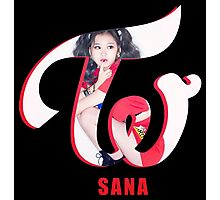 Sana Photographic Print