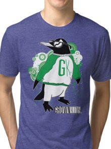 One Cool Penguin Tri-blend T-Shirt