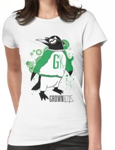 One Cool Penguin Womens Fitted T-Shirt