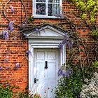 Front Door by Nigel Bangert