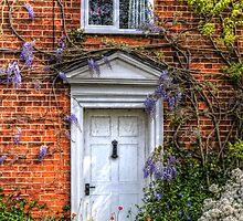 Front Door by Nigel Bangert