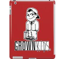 Grown Kids iPad Case/Skin