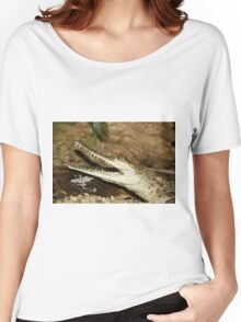 Baby Croc Women's Relaxed Fit T-Shirt