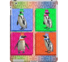 Perfect Penguin Portrait iPad Case/Skin