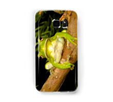 """Not Happy Jan"" Samsung Galaxy Case/Skin"