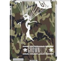 The Cool Army Penguin iPad Case/Skin