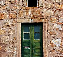 Green Door by BrieM