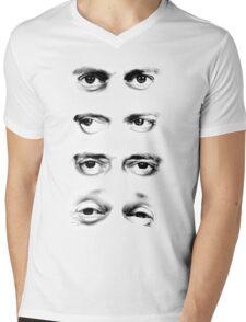Buschemi Eyes Mens V-Neck T-Shirt