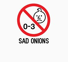 Ashens - 0-3 Sad Onions Unisex T-Shirt