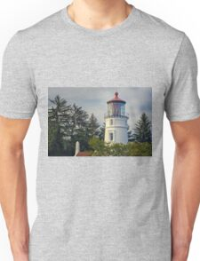 Umpqua River Lighthouse Unisex T-Shirt