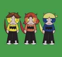 Cat Rowdyruff boys team! Kids Clothes