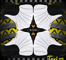 "Jordan ""Taxi"" 12s by justacramp"