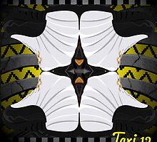 "Jordan ""Taxi"" 12s by justacramp"