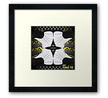 "Jordan ""Taxi"" 12s Framed Print"