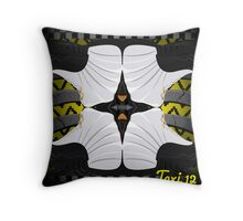 "Jordan ""Taxi"" 12s Throw Pillow"