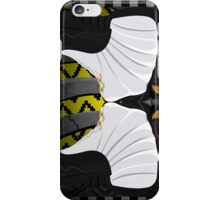 "Jordan ""Taxi"" 12s iPhone Case/Skin"