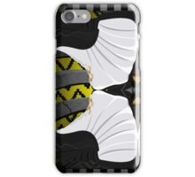 "Jordan ""Taxi"" 12s iPhone Case/Skin"