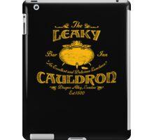 The Leaky Cauldron Bar & Inn iPad Case/Skin