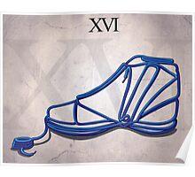 Jordan XVI Poster