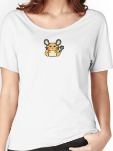 Dedenne Pokedoll Art Women's Relaxed Fit T-Shirt