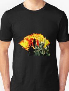 16-Bit Sauron & Eye of Sauron T-Shirt