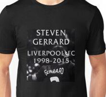 Steven Gerrard Liverpool Legend Unisex T-Shirt