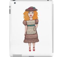 Gloria Doll  iPad Case/Skin