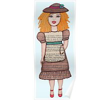 Gloria Doll  Poster