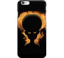 Big Brain Evil Mastermind Firestarter iPhone Case/Skin