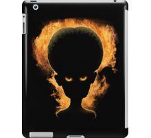 Big Brain Evil Mastermind Firestarter iPad Case/Skin
