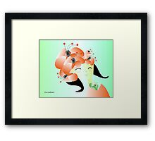 Sue Framed Print