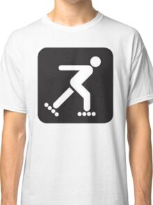 Inline skate Classic T-Shirt