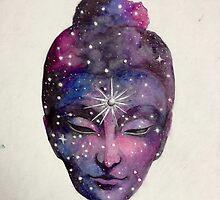 Female Buddha  by Kathkamp