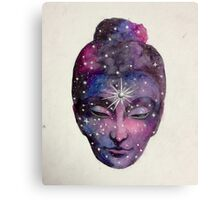 Female Buddha  Canvas Print